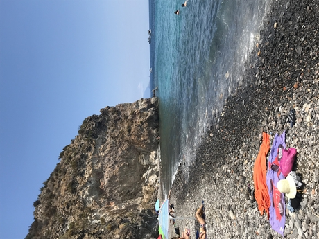White Beach - Lipari, (Messina), Sicilia